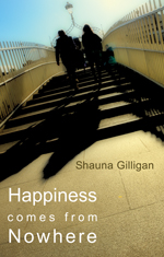 Cover for Happiness comes from nowhere